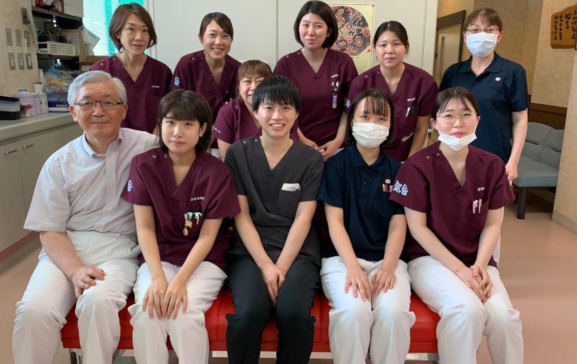 黒石病院からの研修医 萩野哲広 先生